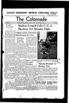 Colonnade October 1, 1938