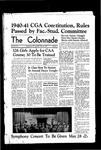 Colonnade May 25, 1940