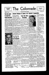 Colonnade October 12, 1953