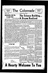 Colonnade October 11, 1954
