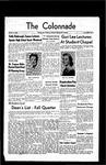 Colonnade January 14, 1956