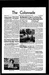 Colonnade October 20, 1956