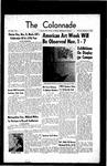 Colonnade November 3, 1956
