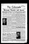 Colonnade April 9, 1958