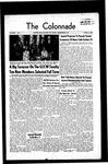 Colonnade October 11, 1958