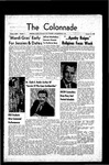 Colonnade January 16, 1960