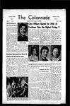 Colonnade April 15, 1960