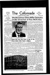 Colonnade October 22, 1960