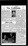 Colonnade December 3, 1960