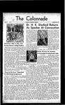 Colonnade September 23, 1961