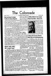 Colonnade December 2, 1961