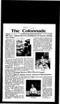 Colonnade October 29, 1962