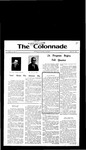 Colonnade April 18, 1966 by Colonnade