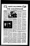 Colonnade October 30, 1967 by Colonnade
