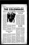 Colonnade October 14, 1968