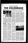 Colonnade October 29, 1968