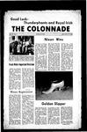 Colonnade November 12, 1968