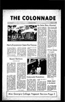 Colonnade March 3, 1969