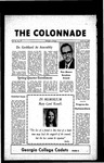 Colonnade April 11, 1969 by Colonnade