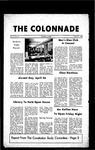 Colonnade April 21, 1969