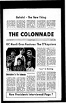 Colonnade May 5, 1969