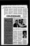 Colonnade November 6, 1969