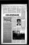 Colonnade November 13, 1969