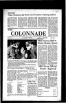 Colonnade January 15, 1970