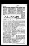 Colonnade January 22, 1970