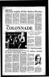 Colonnade January 29, 1970