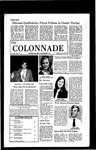 Colonnade February 26, 1970