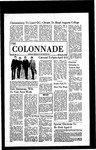 Colonnade March 26, 1970