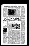 Colonnade April 2, 1970