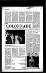 Colonnade April 9, 1970