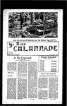 Colonnade May 21, 1970 by Colonnade
