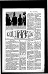 Colonnade October 15, 1970 by Colonnade