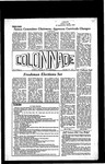 Colonnade October 29, 1970 by Colonnade