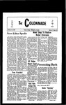 Colonnade January 25, 1974 by Colonnade