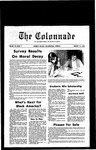 Colonnade January 17, 1975 by Colonnade