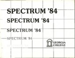 Spectrum, 1984 by Georgia College and State University